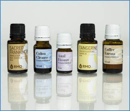 Therapeutic Essential Oils and Blends