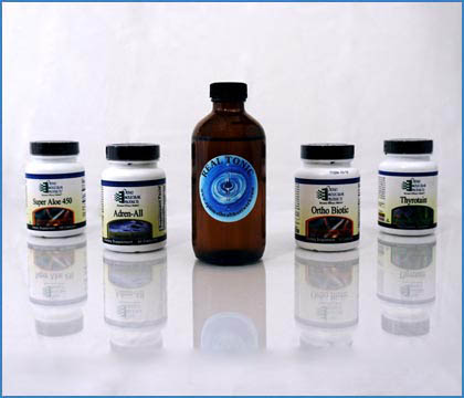 Herbs, Herbal Blends, and Supplements