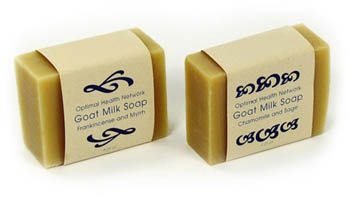 goat milk enema soap
