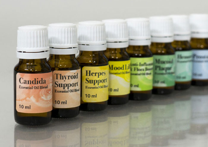 Therapeutic-Grade Essential Oils and Colon Health