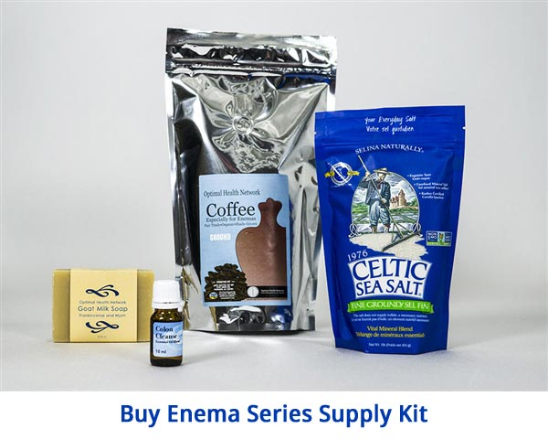 enema series supplies