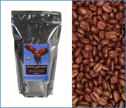 Click Here To Buy Organic, Air-Roasted Drinking Coffee