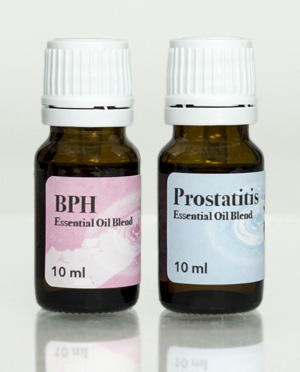 Therapeutic Grade Essential Oils and Prostate Health