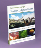 Ten Days to Optimal Health