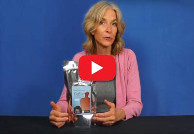 Short Video by Kristina Amelong: The Therapeutic Benefits of Made-for-Enema Coffee
