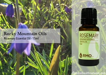 oil anal Rosemary fissure for